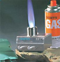 UF2000 Safety Gas Burner