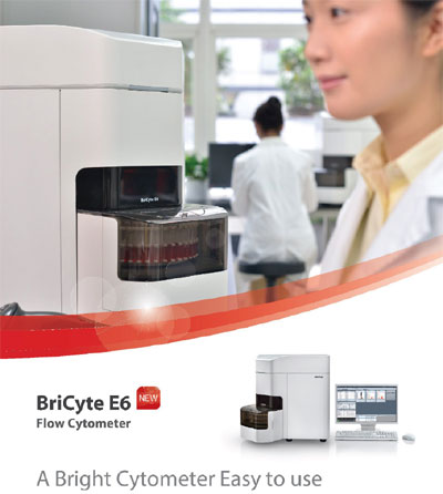 Mindray BriCyte E6