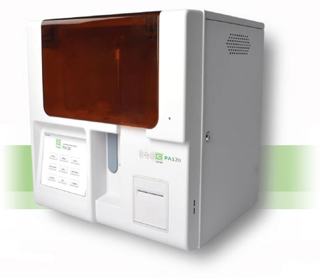 Protein analyzer PA-120